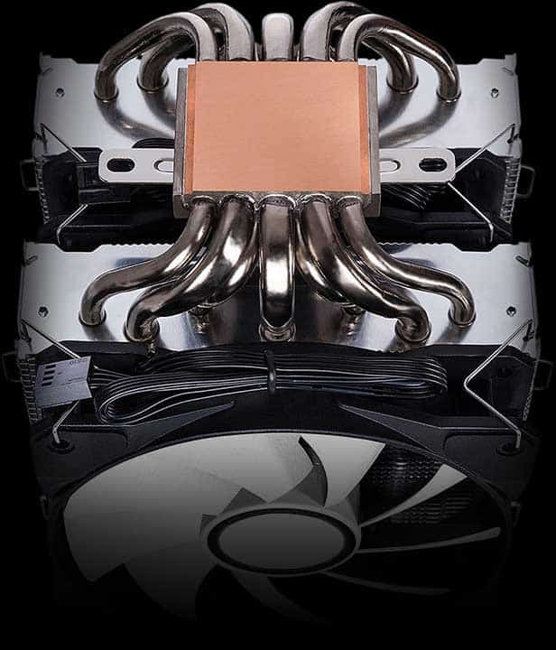 Disipador Intel Dualbix Pro