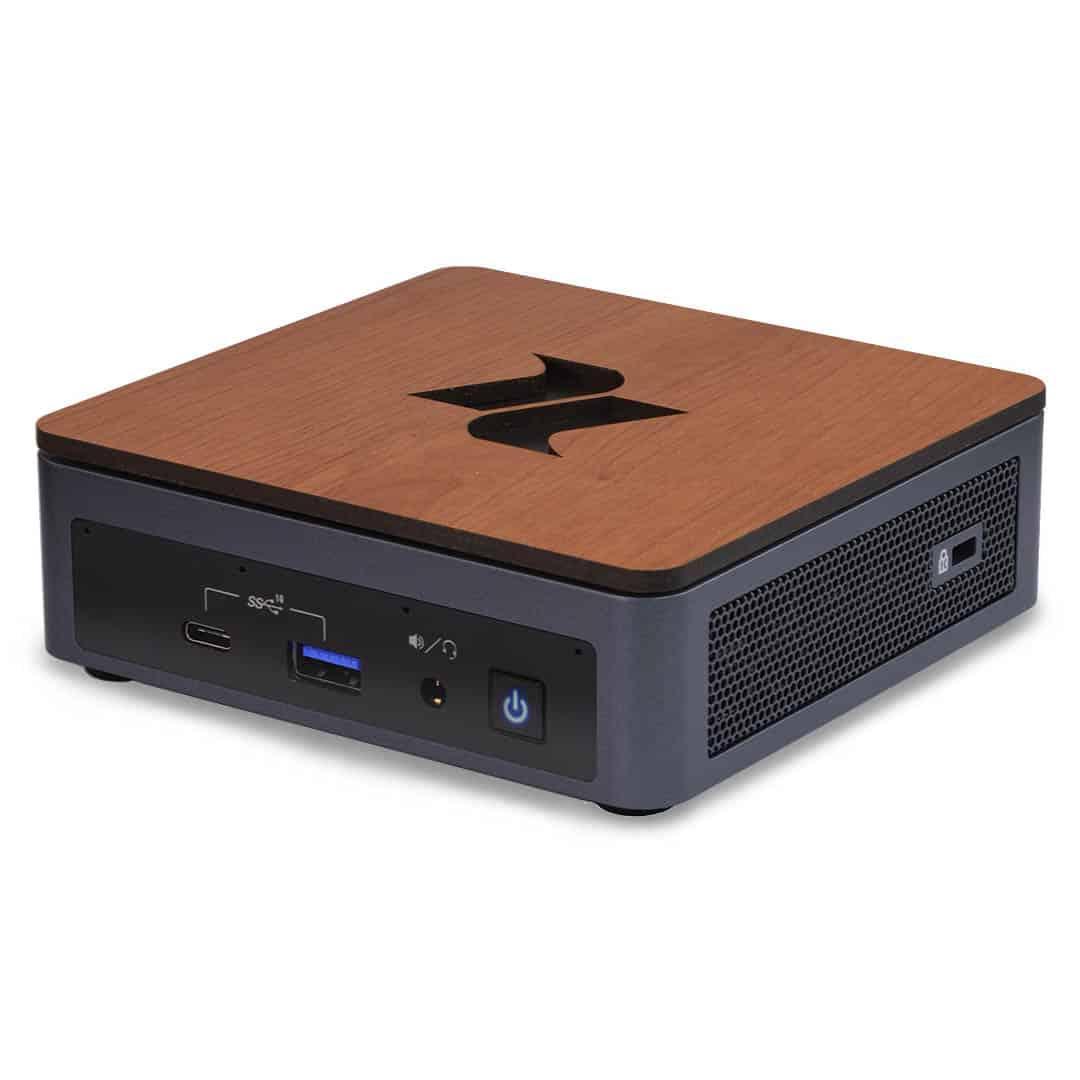 Dualbix Nano Computer - Side